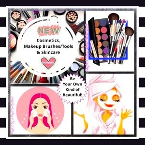 🆕 Cosmetics Makeup Brushes / Tools & Skincare